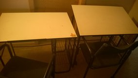Drawing tables/Desks with chairs in Wheaton, Illinois