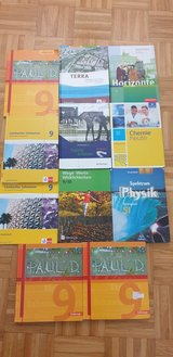 Gymnasium 9.grade books in Ramstein, Germany