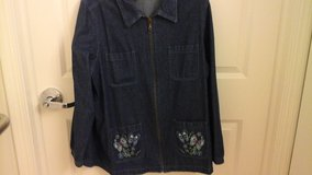 Womens Size L.  Demium  Jacket in Glendale Heights, Illinois