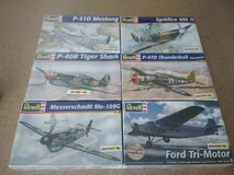 Revell 1:48 Scale Historic Aircraft Series in Alamogordo, New Mexico