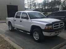 2003 Dodge Dokota Sport Quad Cab 4x4 in Fort Bragg, North Carolina