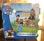 Paw patrol in Fort Leonard Wood, Missouri