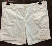 White Dockers Shorts in Okinawa, Japan