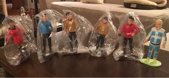 Star Trek Figures in Yorkville, Illinois