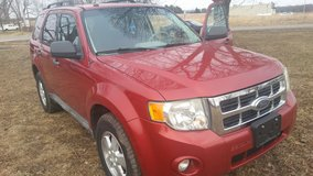 2009 ESCAPE XLT 4X4 ONE OWNER CLEAN CAR FAX WHOLESALE 3995 in Fort Leonard Wood, Missouri