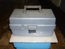 THREE TIER  TRAYS PLASTIC  STORAGE BOX. in Batavia, Illinois