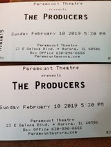 The Producers in Chicago, Illinois