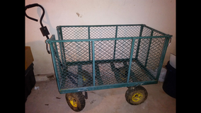 Strong cart in Ramstein, Germany