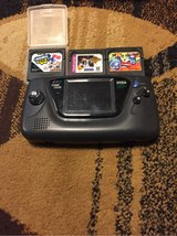 Game Gear with games in Okinawa, Japan