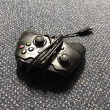 Wired Xbox One controller in Okinawa, Japan