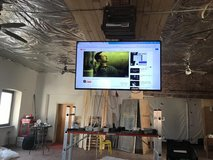 """Samsung Smart 58""""  LED TV in Ramstein, Germany"""