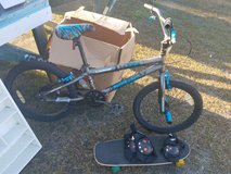 Kids bike in Beaufort, South Carolina
