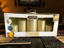 Apothecary & Company 5-pc. LED Flameless Candle in Camp Lejeune, North Carolina