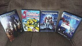 Transformers Animated DVDs in Alamogordo, New Mexico