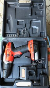 **CORDLESS DRILL** in Ramstein, Germany