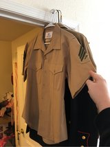 Charlie  sergeant shirt in Quantico, Virginia