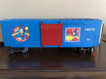 Donald's 60th Birthday Hi-Cube Boxcar O Gauge Disney 6-19270 in Joliet, Illinois