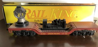 MTH Trains Union Pacific Searchlight Car O Gauge 30-7915 in Joliet, Illinois
