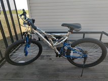 Mongoose mountain bike in Fort Campbell, Kentucky