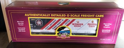 MTH Trains Wonder Bread (56674) 3-Bay Centerflow Hopper Car in Westmont, Illinois