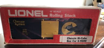 Lionel Chessie Hi-Cube Boxcar 6-9600 in Chicago, Illinois