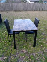 Table and 2 Chairs in Warner Robins, Georgia
