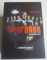 The Sopranos compete DVD set in Fairfield, California