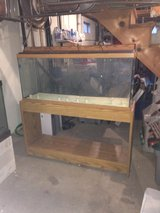 55 gallon Aquarium in Lockport, Illinois