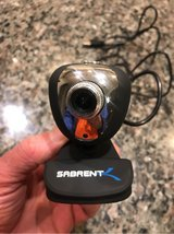 Sabrent USB 2.0 Webcam in Naperville, Illinois