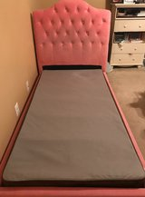 TWIN SIZE BED -PINK in Quantico, Virginia