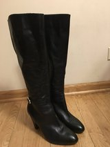 Marc Finsher Leather Boots in Westmont, Illinois