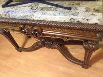 Marble Sofa Table in Lackland AFB, Texas