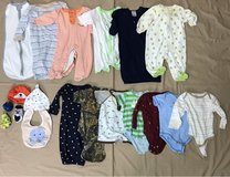 Kids Baby Clothes 0-3 Months in Okinawa, Japan