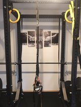 Workout Straps in Ramstein, Germany