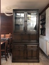 Beautiful Antique Ercol Display Unit (Elm Wood)- Reduced to Sell in Lakenheath, UK