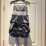 Grey short Homecoming/Party dress in Naperville, Illinois