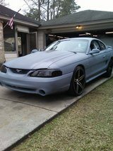 1997 Ford Mustang GT Modified in Houston, Texas