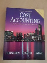 Cost Accounting 10th Edition in Ramstein, Germany