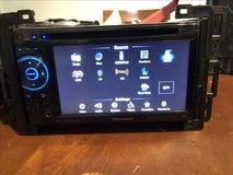 Pioneer 5.8 inch screen car stereo and Brand new never installed Kenwwod 6 1/2 pair and 6x9 pair... in Alamogordo, New Mexico