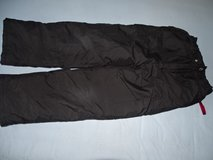 snowpants, color=black,  for bigger kids or not tall people  - german size 146 in Ramstein, Germany