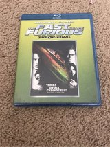 fast and furious blue ray brand new in Joliet, Illinois