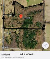 24.2 acres for sale Tipton, County, Tennessee in Chicago, Illinois