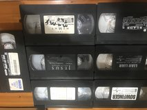 7 VHS Movies without Boxes in Beaufort, South Carolina