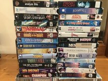 30 VHS Movies in Beaufort, South Carolina