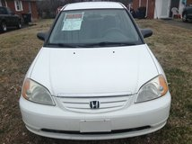 2001 Honda Civic in Fort Campbell, Kentucky