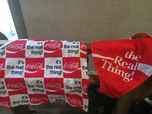 Coca-Cola bathing suit in Fort Campbell, Kentucky