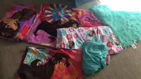 Elena of Avalor bed set in Fort Campbell, Kentucky