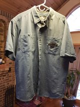 HD short sleeve, collared shirt in Fort Leonard Wood, Missouri