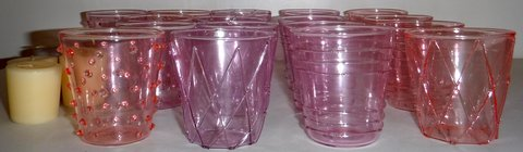 New! 17 Votive Candle Holders in Westmont, Illinois