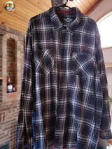 Harley rider in your life! 3XL plaid shirt in Fort Leonard Wood, Missouri